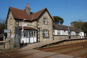 Kents Bank Station